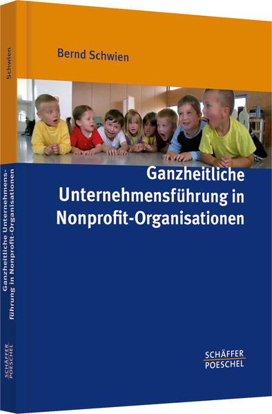 Ganzheitliche Unternehmensführung in Nonprofit-Organisationen - Coverbild