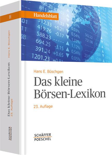 Das kleine Börsen-Lexikon - Coverbild