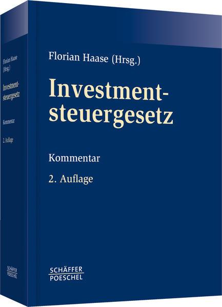 Investmentsteuergesetz - Coverbild