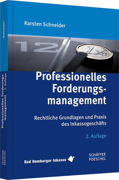 Professionelles Forderungsmanagement - Coverbild