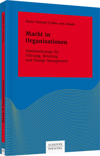 Macht in Organisationen - Coverbild