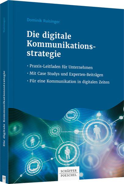 Die digitale Kommunikationsstrategie - Coverbild