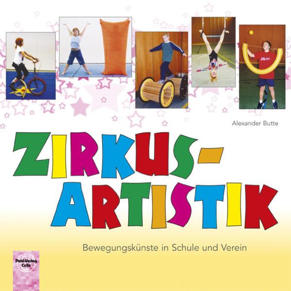 Zirkus-Artistik - Coverbild