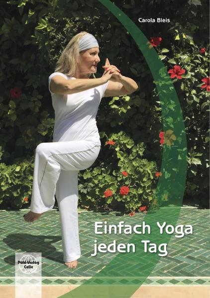 Einfach Yoga jeden Tag - Coverbild