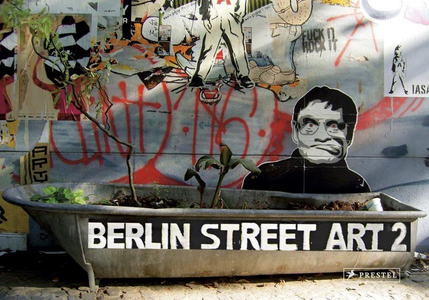 Berlin Street Art 2 - Coverbild