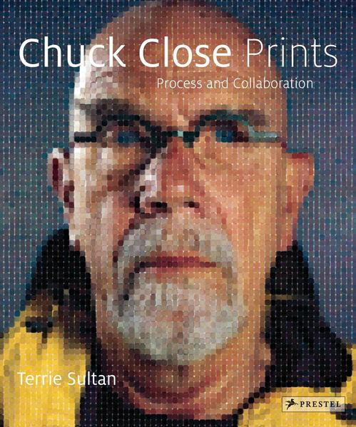 Chuck Close Prints - Coverbild