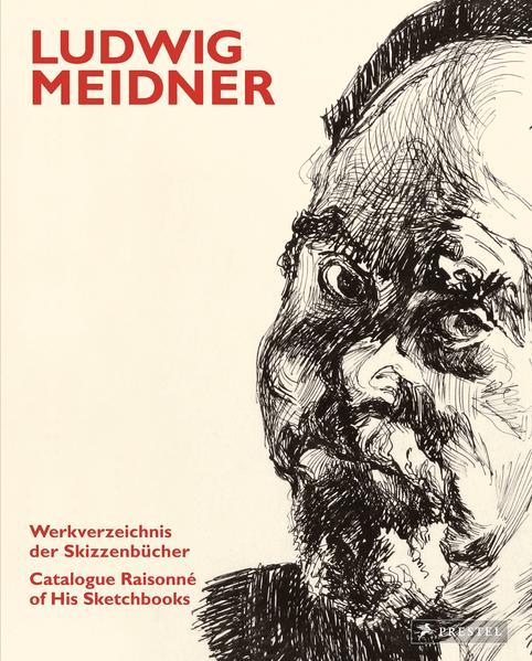Ludwig Meidner - Coverbild