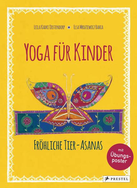 Yoga für Kinder - Coverbild