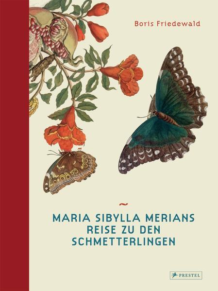 Maria Sibylla Merians Reise zu den Schmetterlingen - Coverbild