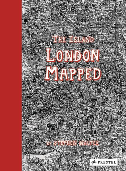 The Island: London Mapped - Coverbild