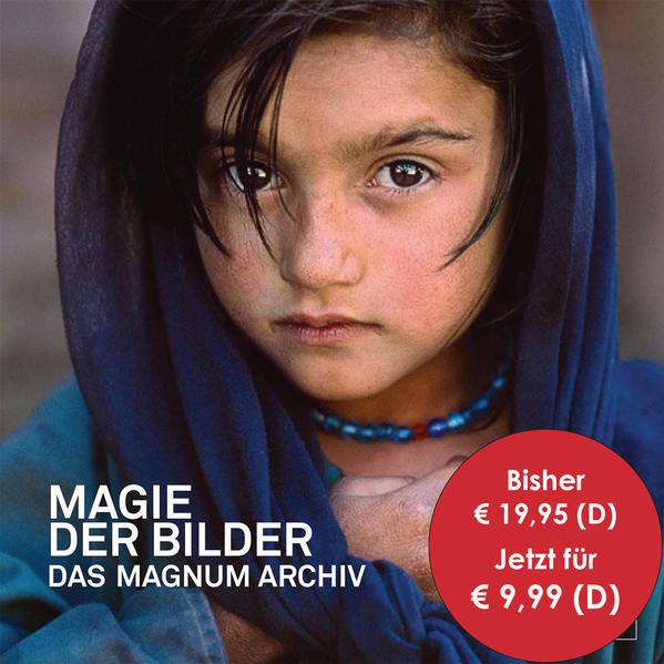 Magie der Bilder. Das Magnum Archiv - Coverbild