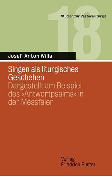Singen als liturgisches Geschehen - Coverbild