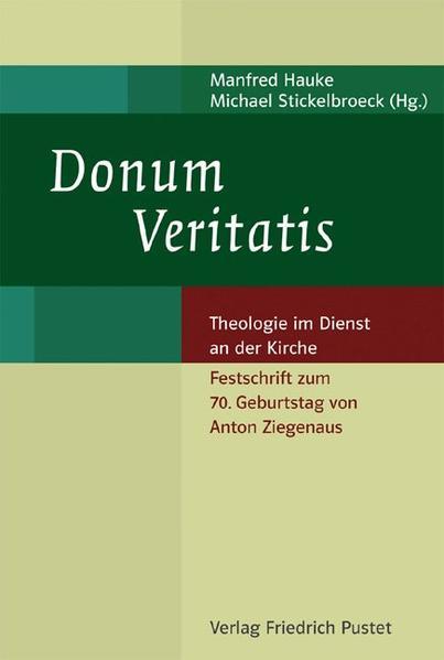Donum Veritatis - Coverbild