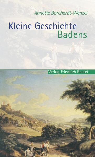 Kleine Geschichte Badens - Coverbild
