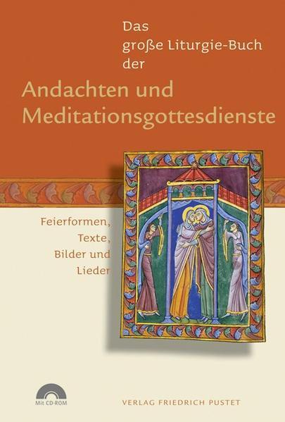 Das große Liturgie-Buch der Andachten und Meditationsgottesdienste - Coverbild