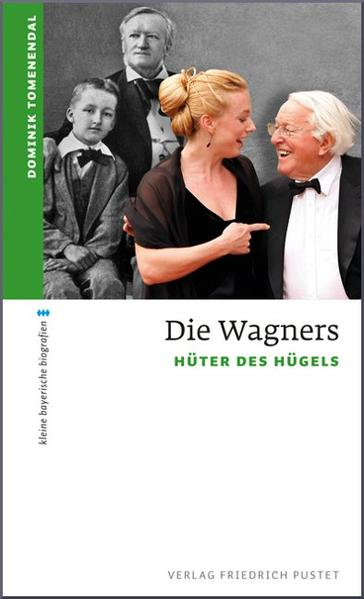 Die Wagners - Coverbild