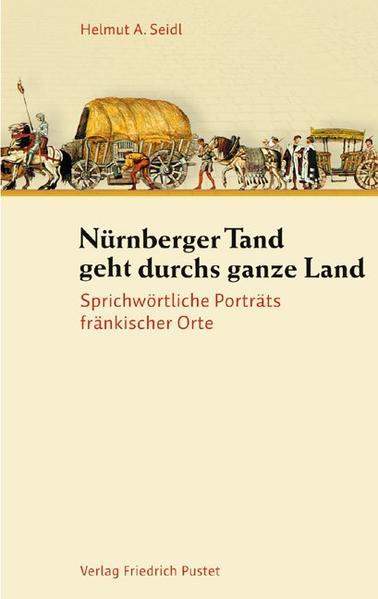 Nürnberger Tand geht durchs ganze Land - Coverbild