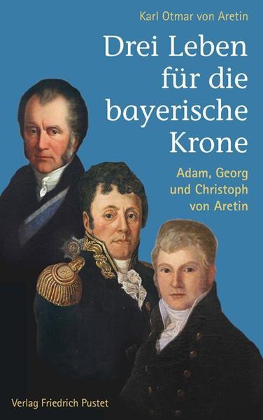 Drei Leben für die bayerische Krone - Coverbild