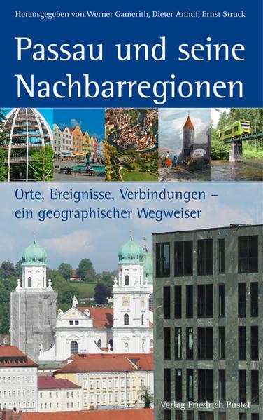 Passau und seine Nachbarregionen - Coverbild