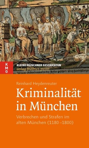 Kriminalität in München - Coverbild