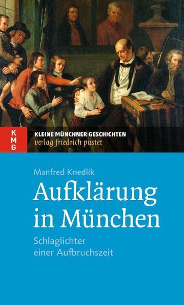 Aufklärung in München - Coverbild