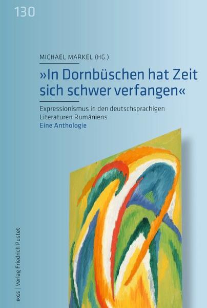 """""""In Dornbüschen hat Zeit sich schwer verfangen"""" - Coverbild"""