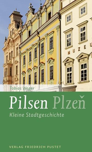 Pilsen / Plzeň - Coverbild
