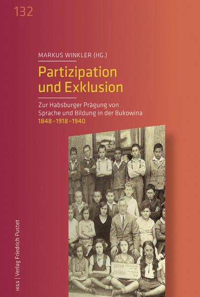 Partizipation und Exklusion - Coverbild