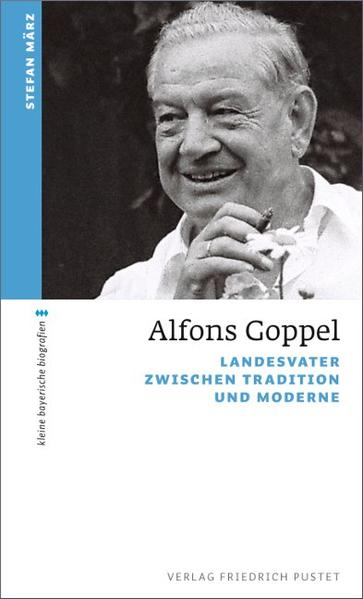 Alfons Goppel - Coverbild