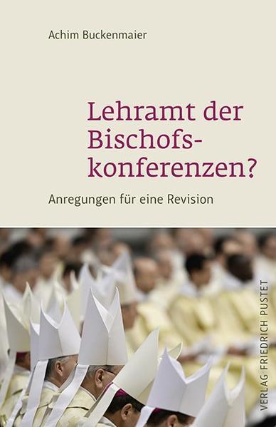 Lehramt der Bischofskonferenzen? - Coverbild