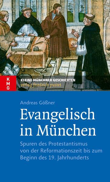 Evangelisch in München - Coverbild