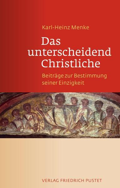 Das unterscheidend Christliche - Coverbild