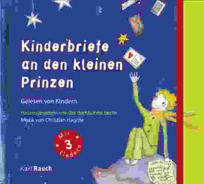 Kinderbriefe an den kleinen Prinzen - Coverbild