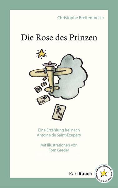 Die Rose des Prinzen - Coverbild