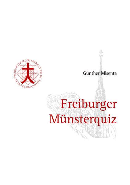 Freiburger Münsterquiz - Coverbild