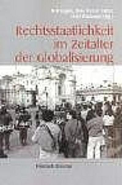Rechtsstaatlichkeit im Zeitalter der Globalisierung - Coverbild