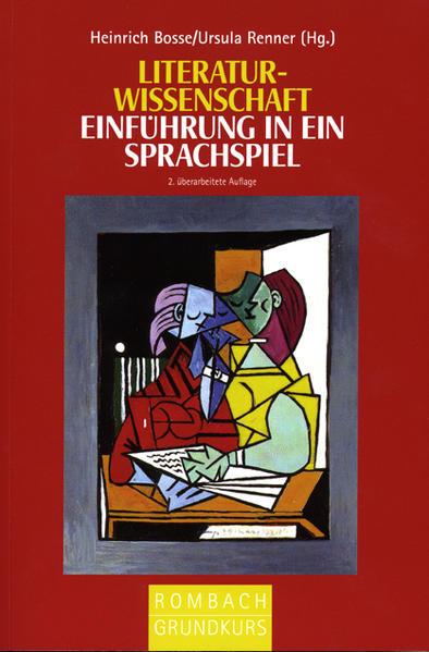 Literaturwissenschaft - Coverbild