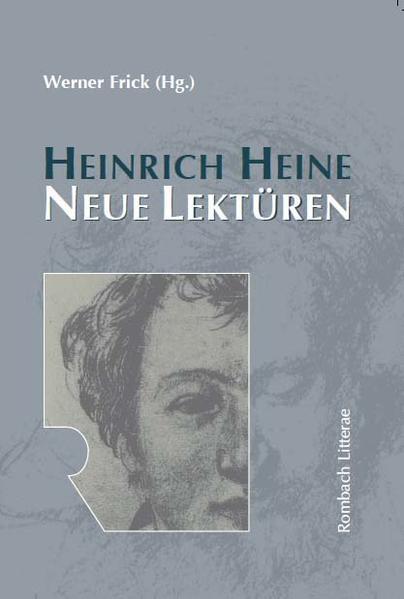 Heinrich Heine. Neue Lektüren - Coverbild