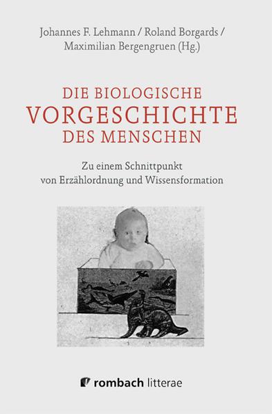 Die biologische Vorgeschichte des Menschen - Coverbild