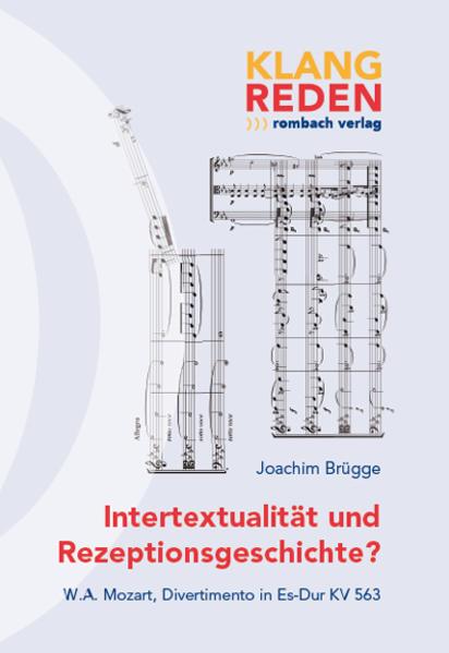 Intertextualität und Rezeptionsgeschichte? - Coverbild