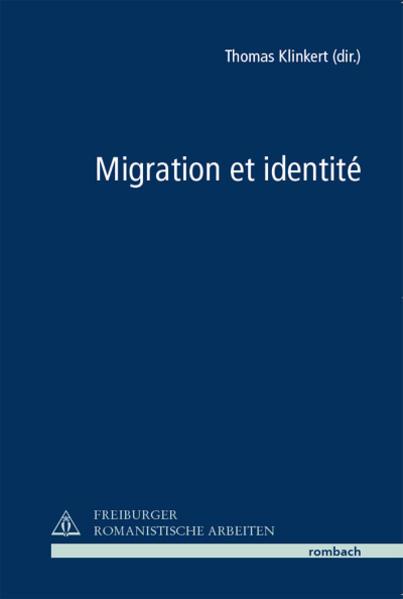 Migration et identé - Coverbild
