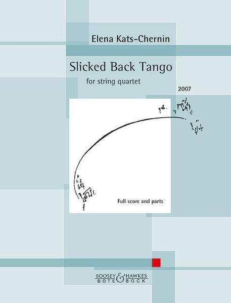 Slicked Back Tango - Coverbild