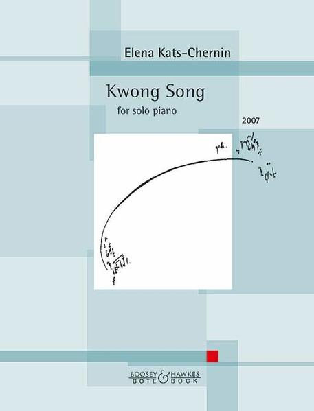 Kwong Song - Coverbild