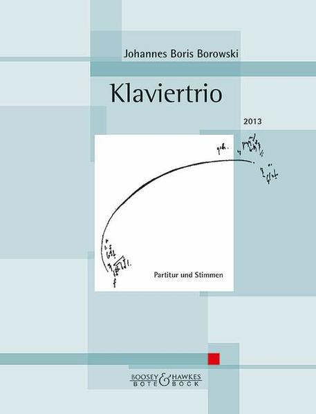 Klaviertrio - Coverbild
