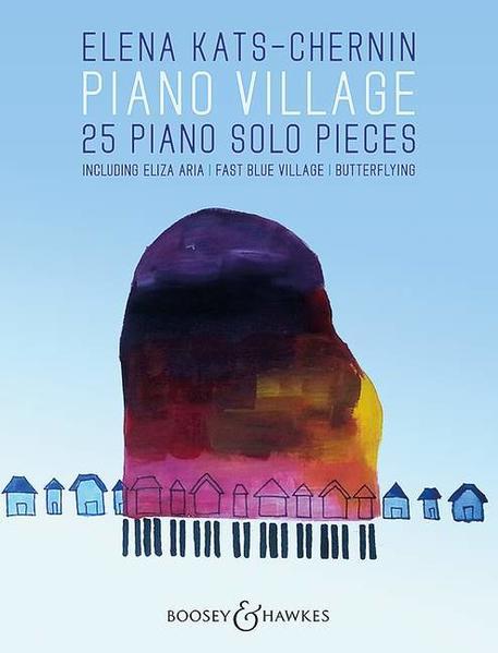 Piano Village - Coverbild