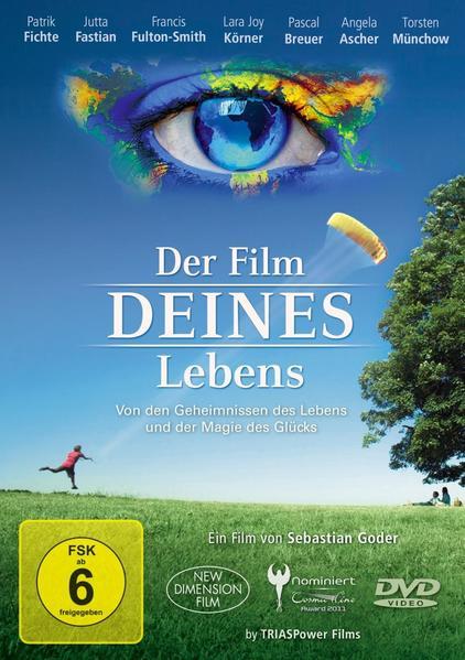 Der Film deines Lebens (DVD) - Coverbild