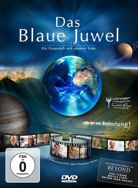 Das blaue Juwel (DVD) - Coverbild
