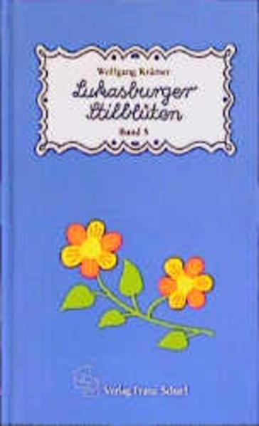 Lukasburger Stilblüten - Coverbild
