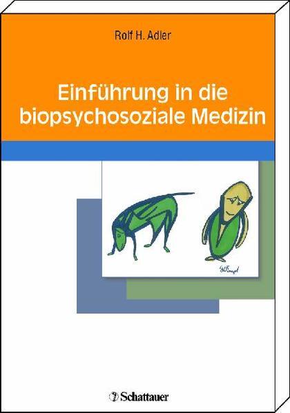 Einführung in die biopsychosoziale Medizin - Coverbild