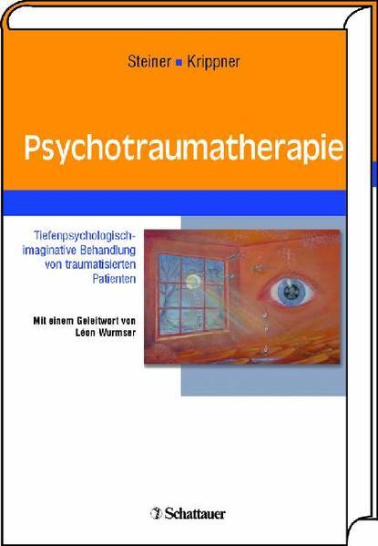 Psychotraumatherapie - Coverbild